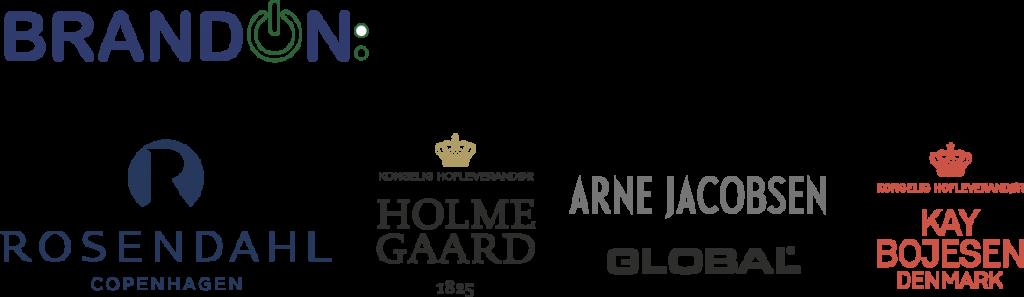 BrandOn logos 2016